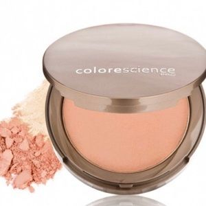 Pearl Powder Pressed Mineral Compact Bronze Kiss
